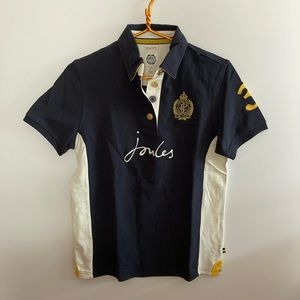 Joules Loose Fit Polo Shirt